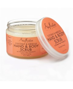 Coconut And Hibiscus Hand And Body Scrub