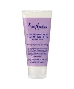 Lavender And Wild Orchid Body Butter