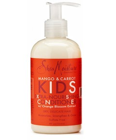 Mango And Carrot Kids Extra Nourishing Conditioner