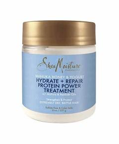Manuka Honey And Yogurt Hydrate Repair Protein Power Treatment