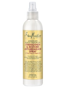 Jamaican Black Castor Oil Strengthen And Restore Anti Breakage Spray