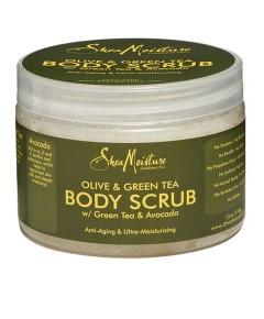 Olive And Green Tea Body Scrub