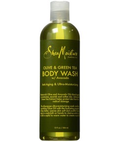 Olive And Green Tea Body Wash