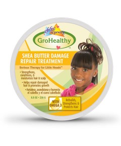 Sof N Free N Pretty Grohealthy Shea Butter Damage Repair Treatment