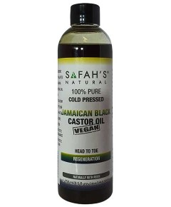 Cold Pressed Head To Toe Regeneration Jamaican Black Castor Oil