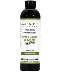 Cold Pressed Head To Toe Reinvigoration Extra Virgin Olive Oil