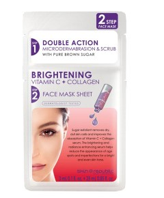 Double Action 2 Step Face Mask