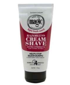 Magic Shave Cream Extra Strength