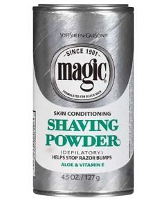 Magic Shaving Powder Platinum