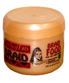 Sta Sof Fro Braid Food
