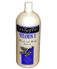 Sta Sof Fro Vitamin E Hand and Body Lotion