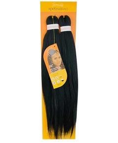 Spetrabraid 2X Pre Stretched Syn Luxury Premium Hair