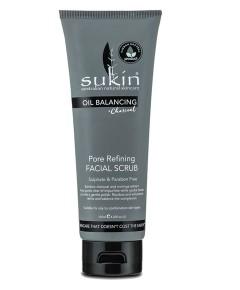 Australian Natural Skincare Oil Balancing Pore Refining Facial Scrub