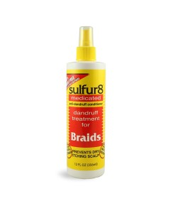 Sulfur 8 Medicated Anti Dandruff Conditioner For Braids