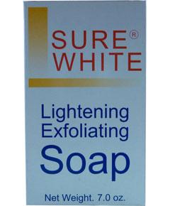 Lightening Exfoilating Soap