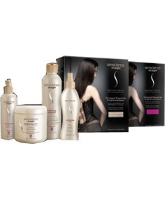 Senscience Permanent Thermal Hair Straightening System