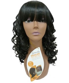 Brazilian Remi Deep Part Blended HH Laura Swiss Lace Wig