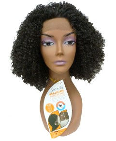 Brazilian Remi Deep Part Blended HH Viva Swiss Lace Wig