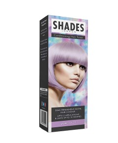 Shades Semi Permanent Pastel Hair Colour Lilac Haze