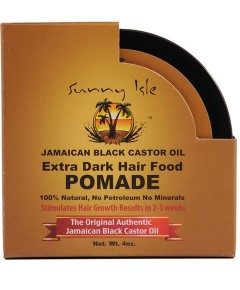Jamaican Black Castor Oil Extra Dark Hair Food Pomade