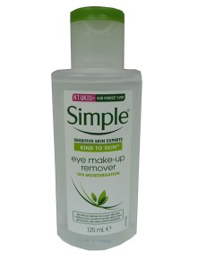 Kind To Skin  Eye Make Up Remover