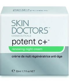 Skin Doctors Potent C Renewing Night Cream