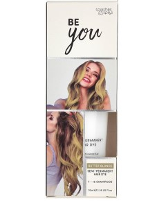 Be You Butter Blonde Semi Permanent Hair Dye