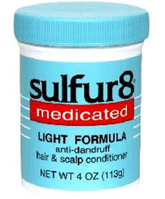 Sulfur 8 Medicated Light Formula Conditioner