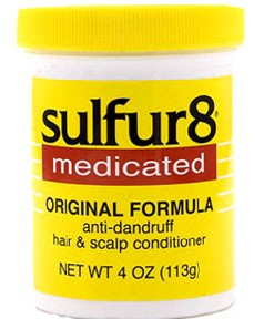 Sulfur 8 Medicated Formula Conditioner
