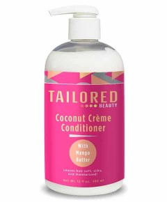 Tailored Coconut Creme Conditioner With Mango Butter