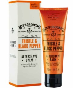 Thistle And Black Pepper After Shave Balm