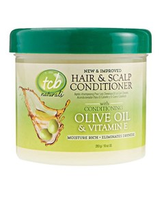 Naturals Hair And Scalp Conditioner With Olive Oil And Vitamin E