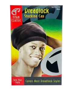 Titan Classic Dreadlock Stocking Cap 22136BLK