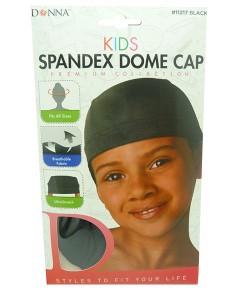 Premium Collection Kids Spandex Dome Cap