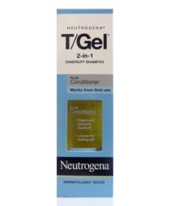 Neutrogena T Gel 2 In 1 Dandruff Shampoo Plus Conditioner
