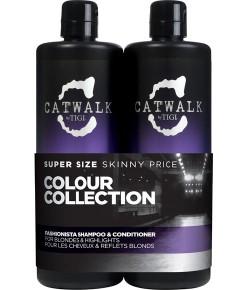 Catwalk Colour Collection Fashionista Shampoo And Conditioner