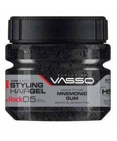 Vasso The Rock Styling Hair Gel