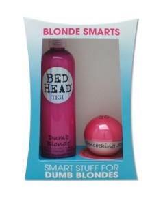 Tigi Gift Set Bed Head Blonde Smarts