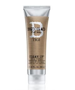 Bed Head For Men Clean Up Shampoo