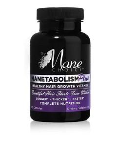 Manetabolism Plus Hair Growth Vitamins