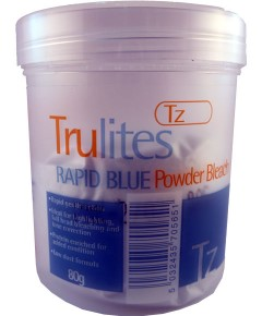 Trulites Rapid Blue Powder Bleach