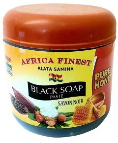 Africa Best Pure Honey Black Soap Paste