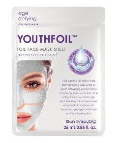 Youthfoil Face Mask Sheet