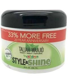 Kinky Wavy Natural Style And Shine Repair Cream