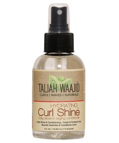 Hydrating Curl Shine Daily Leave In Styling Spray