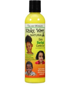 Kinky Wavy Easy Herbal Comb Out