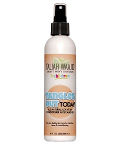 Tangles Out Today Leave In Conditioner And Detangler