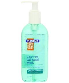 Clear Pore Gel Facial Wash
