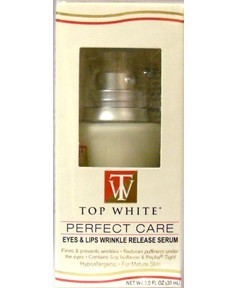 Top White Perfect Care Eyes and Lips Wrinkle Release Serum