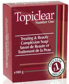 Topiclear Treating and Beauty Complexion Soap
